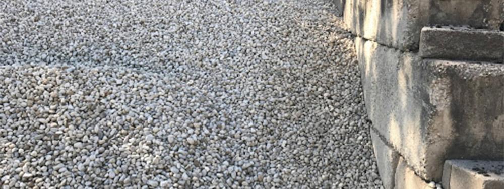 3/8 Washed Stone