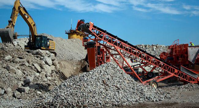 Quarry Process QP, DGA