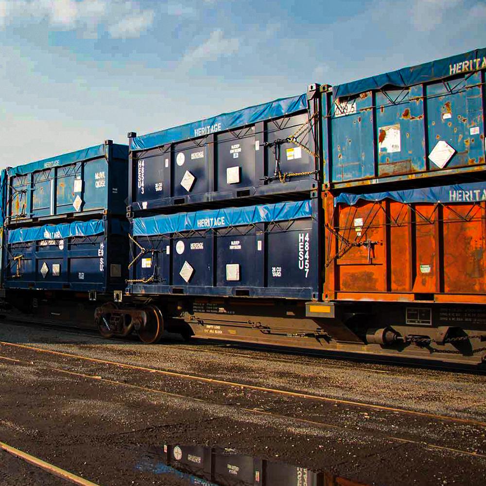 Rail Access Richmond Recycling