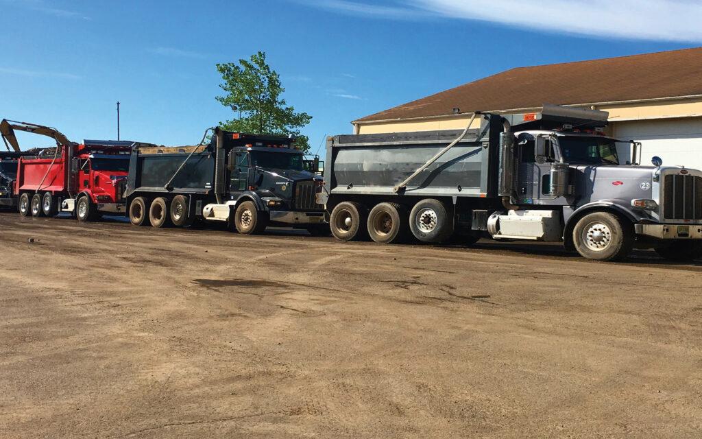 Dump Truck Services